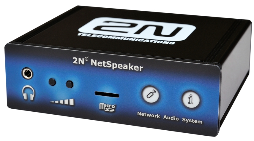 amplificatore audio voip 2n