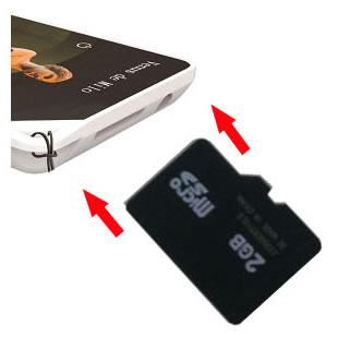 File mp3 in sd card