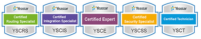Certificazione yeastar k2