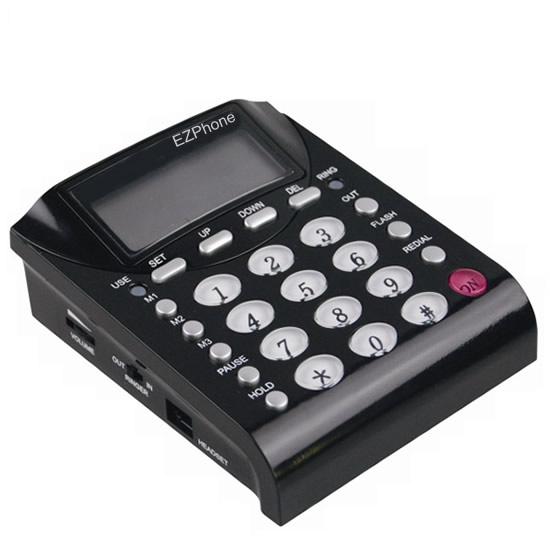 Telefono piccolo con cuffia ezd-605