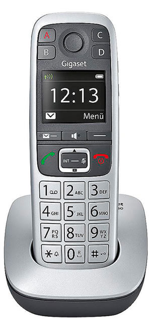 Gigaset e550 telefono per anziani