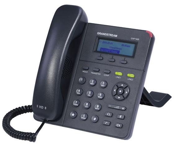Grandstream GXP1400 telefono voip