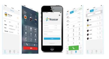 Integrazione cellulare e smartphone yeastar