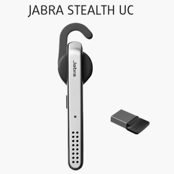 Jabra stealth UC con dongle