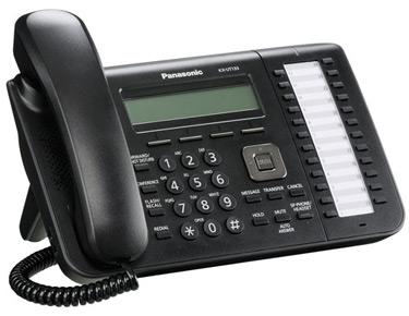 telefono voip panasonic KX-UT133