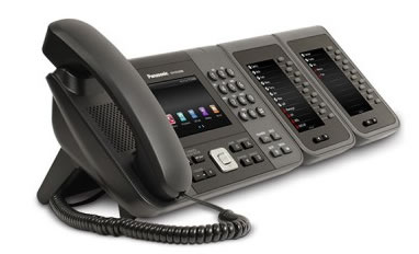 Telefono ip panasonic UTG300 con dss