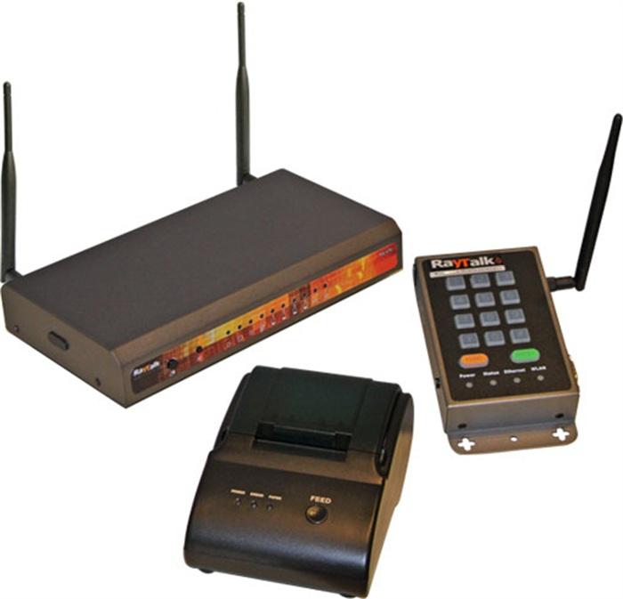 router ra696 con stampante wireless