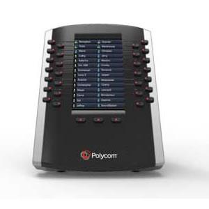 polycom espansione tasti