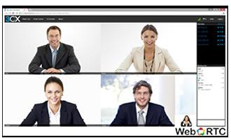 videoconferenza 3cx webrtc