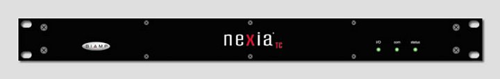 NEXIA TC biamp amplificatore