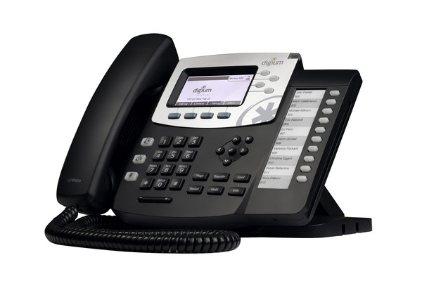 Digium d50 telefono voip