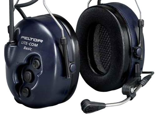 Peltor litecom basic cuffia radio
