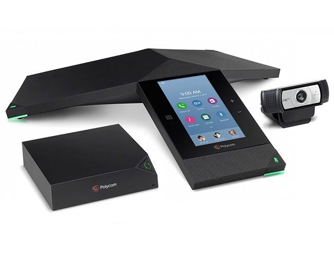 Polycom collaboration kit