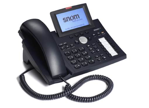Snom 370 telefono ip prezzo