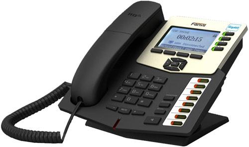 telefono voip fanvil c66