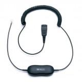 Jabra Smart cord cavo spiralato 2 m universale GN1200
