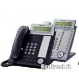 Telefono IP Panasonic KX-NT366 nero