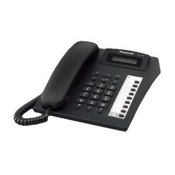 Telefono Panasonic KX-T7565 nero ricondizionato garanzia 12 mesi