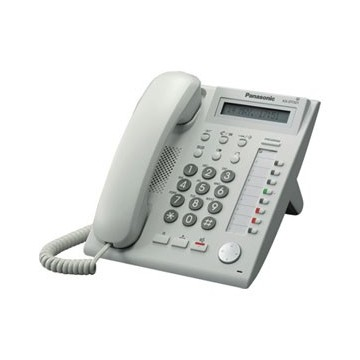 Panasonic KX-DT321SP bianco ricondizionato