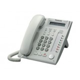 Panasonic KX-DT321SP telefono digitale bianco