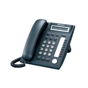 Panasonic KX-DT321 nero ricondizionato