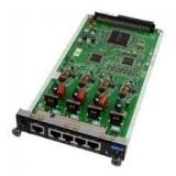 Panasonic KX-NCP1180NE scheda 4 linee PSTN con caller id
