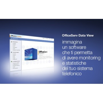 Samsung OfficeServ Data View