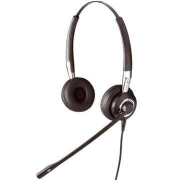 Jabra BIZ 2400 II Duo Flex N.C. microfono noise cancelling biz2400