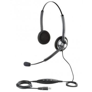 Jabra BIZ1900 USB Duo microfono a cancellazione di rumore