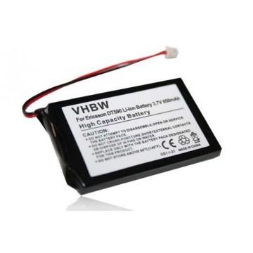 AAstra Ericsson batteria per DT590 3,7v 850 mAh
