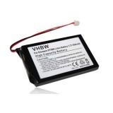 Mitel AAstra batteria per DT590 3,7v 850 mAh