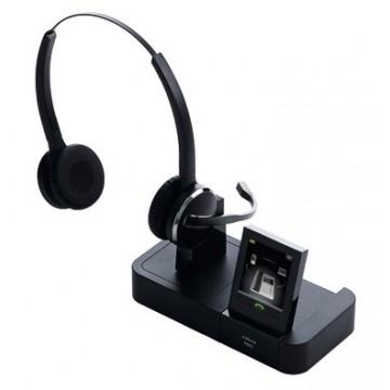 Jabra PRO 9465 DUO 3 vie cuffia telefonica multiuso fisso pc mobile