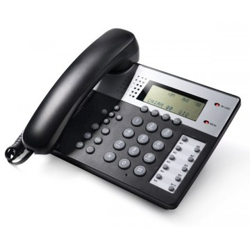 Saiet Office 201 Telefono bca display viva voce