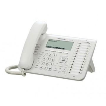 Panasonic KX-UT136 telefono voip bianco