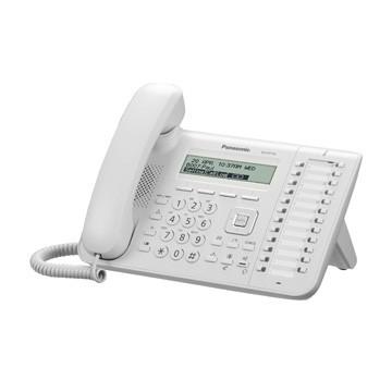 Panasonic KX-UT133 telefono VoIP bianco