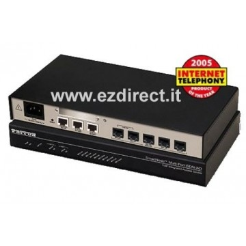 Patton SN 4638 gateway VoIP per 5 ISDN