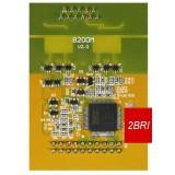 Yeastar scheda 2 BRI ISDN Modulo B2