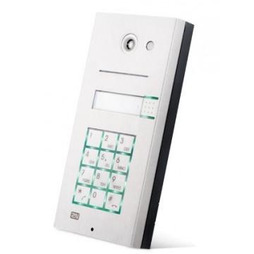Videocitofono IP 1 tasto, tastiera e telecamera 2N IP Vario