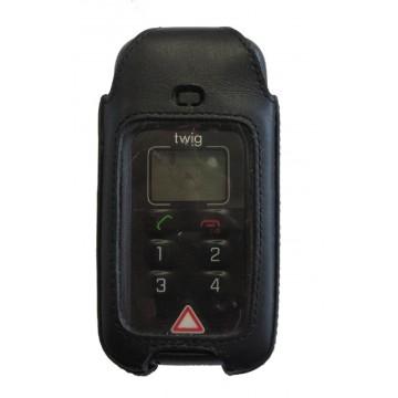 Twig custodia in pelle per telefono GSM Protector EX