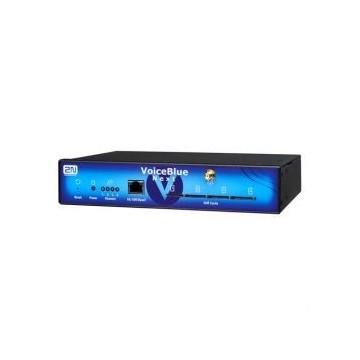 2n VoiceBlue next 2 canali SIM GSM gestione prepagato VoIP SIP