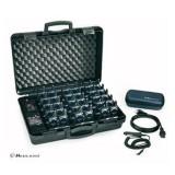 Midland valigia caricabatterie per 30 unità 777
