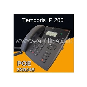 Alcatel Temporis IP 200 IP200 telefono VoIP