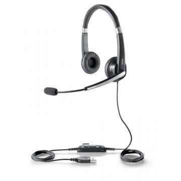 Jabra UC voice 550 Cuffia duo usb wideband standard stereo