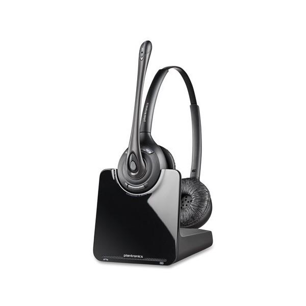 Plantronics CS520A cuffia microfono per telefoni cisco avaya alcatel ... d51e3c2cbe3e