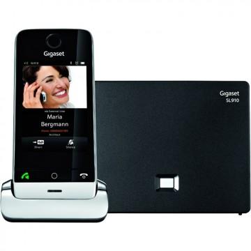 Siemens Gigaset SL910A touchscreen con segreteria