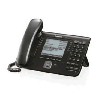 Panasonic KX-UT248 Sip phone telefono IP nero