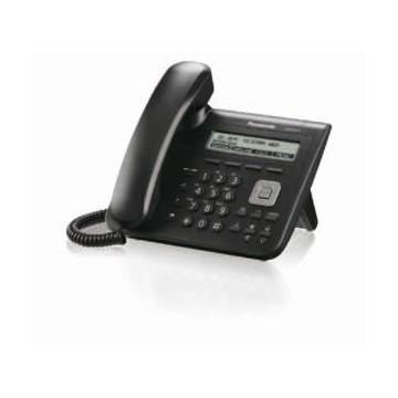 Panasonic KX-UT113 telefono IP nero