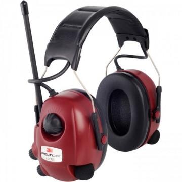 Cuffia Workstyle ALERT 3M Peltor con radio e microfoni ambiente
