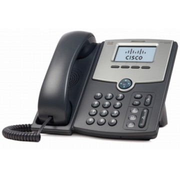 Cisco SPA512G Telefono VoIP porte Gigabit
