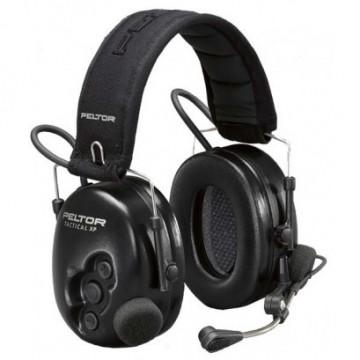 Peltor 3m headset Tactical XP FLEX ripiegabile